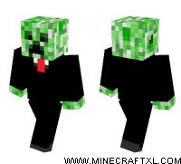 Awesome minecraft skins, Minecraft skins and Creepers on ...