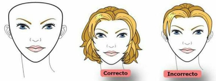 El cabello es fundamental para definir nuestra imagen y dar armonía al rostro. Os mostramos algunos consejos e ideas para rostro diamante