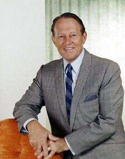 Art Linkletter~~Birth: Jul. 17, 1912 Moose Jaw   Saskatchewan, Canada~Death: May 26, 2010 Bel Air Los Angeles County  California, USA  Cremated                                                            Great info here~http://www.biography.com/people/art-linkletter-9542345#personal-tragedy&awesm=~oGMU1fiZSrPgj1