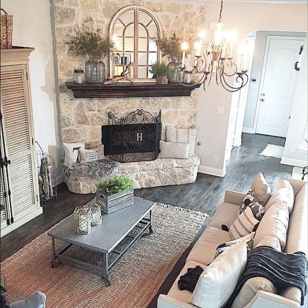 25 best ideas about Brick fireplace decor on Pinterest Fire