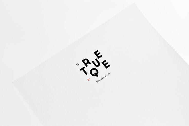 다음 @Behance 프로젝트 확인: \u201cEl Trueque 01 Exhibition - Branding\u201d https://www.behance.net/gallery/52660739/El-Trueque-01-Exhibition-Branding
