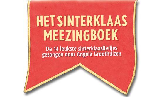 Het Sinterklaas Meezingboek - Download