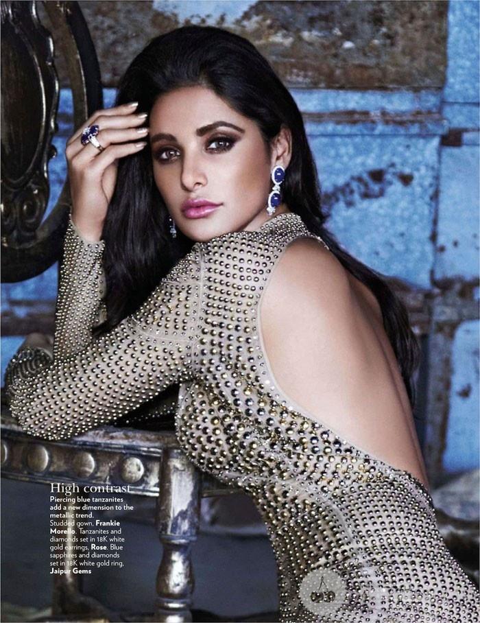 Nargis Fakhri - Vogue India