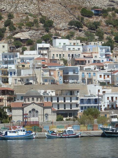 Pothia, Kalymnos, Greece