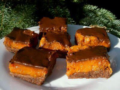 Vegánságok: Csokis sütőtökpite