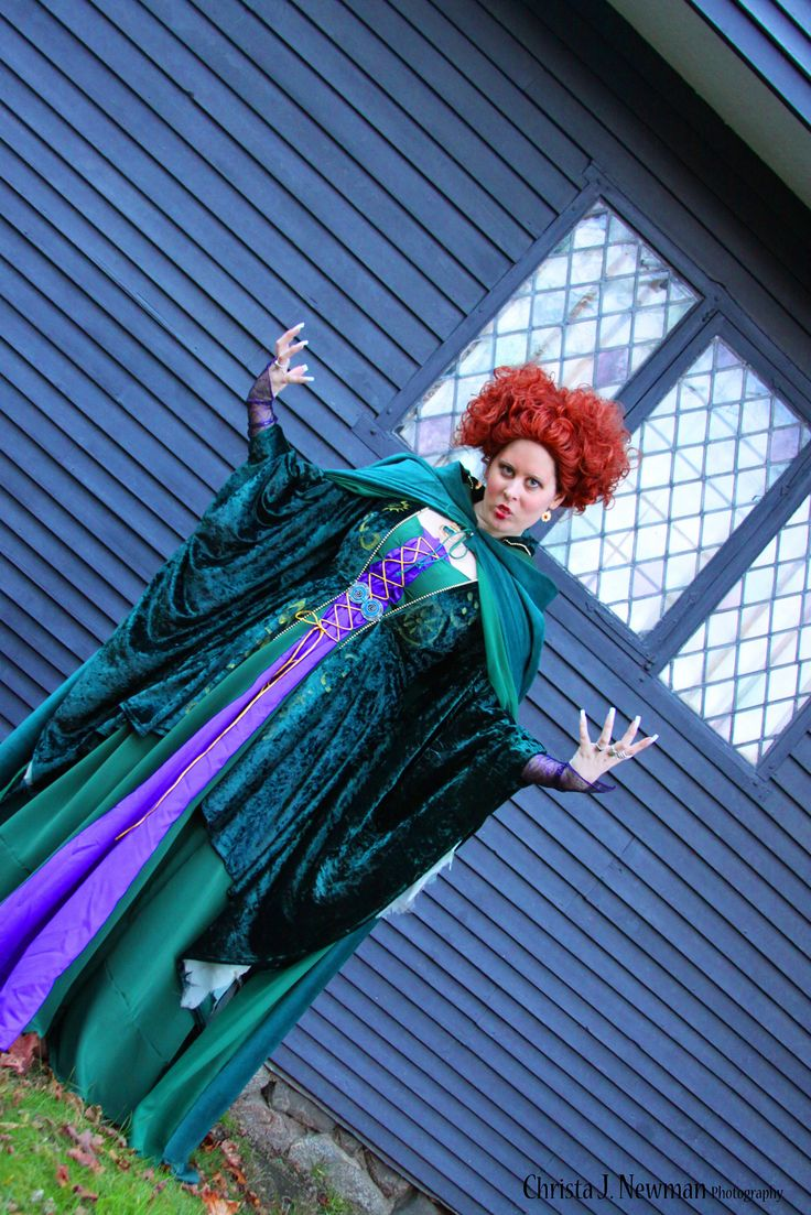 Winifred Sanderson Cosplay