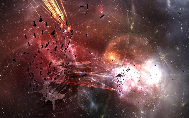 EVE Online's battle over first defended Keepstar begins within the hour