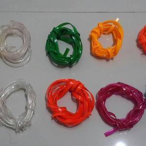 Neon Wire / El Wire / LED Wire / Kabel Neon Meteran/ flexible neon light /el /wire/motor/mobil/fashion/desktop/pc/wallpaper/jok/dashbor/otomotif/javket/sepatu/tas