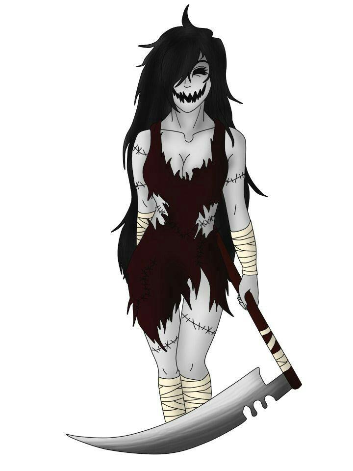 Scarecrow Girl - Creepypasta                                                                                                                                                                                 More