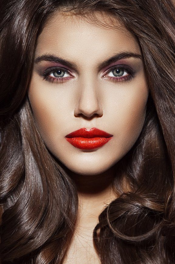 love roses are red : Photo | Beautiful lips, Beauty, Red ...