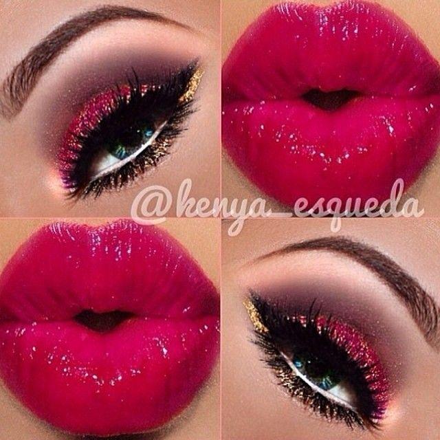 Pin by BeBe on M.U.A   Pinterest   Makeup, Eyeshadow and Eye Makeup