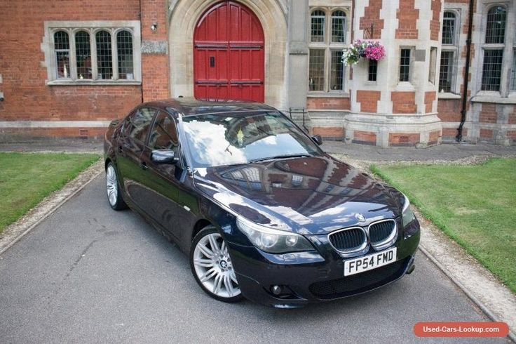 Bmw E60 530D M Sport Auto Fsh #bmw #530 #forsale #unitedkingdom