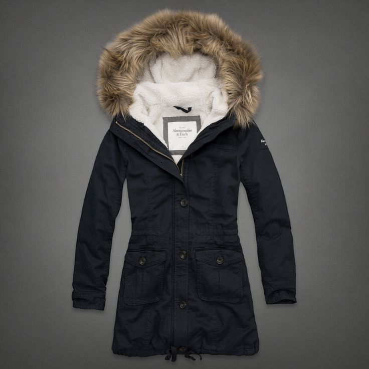 Womens Codie Parka | Womens Outerwear | Abercrombie.com | ISO Allergy-free  parkas and winter clothes | Pinterest | Coats, American clothing and  Abercrombie ...