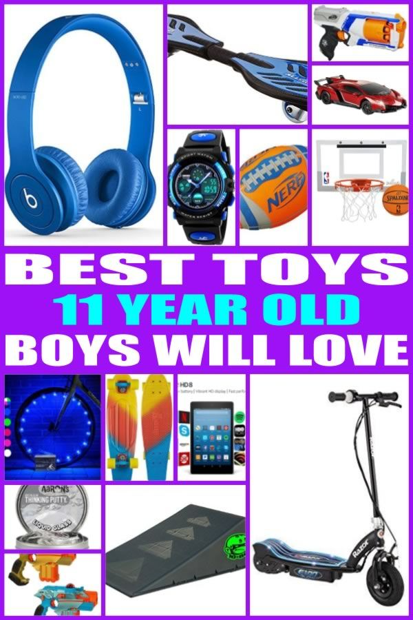 Find The Best Toy Gifts For 11 Year Old Boy Kids Would Love Any Of