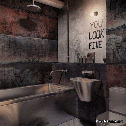 Ванная - 74 идеи