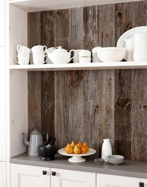 die besten 25+ küchenrückwand holz ideen auf pinterest | u küche ... - Rückwand Küche Holz