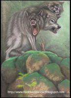 Hellhound by FredrikEriksson1