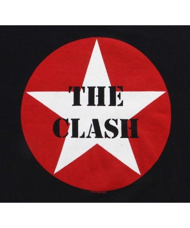 the clash logo