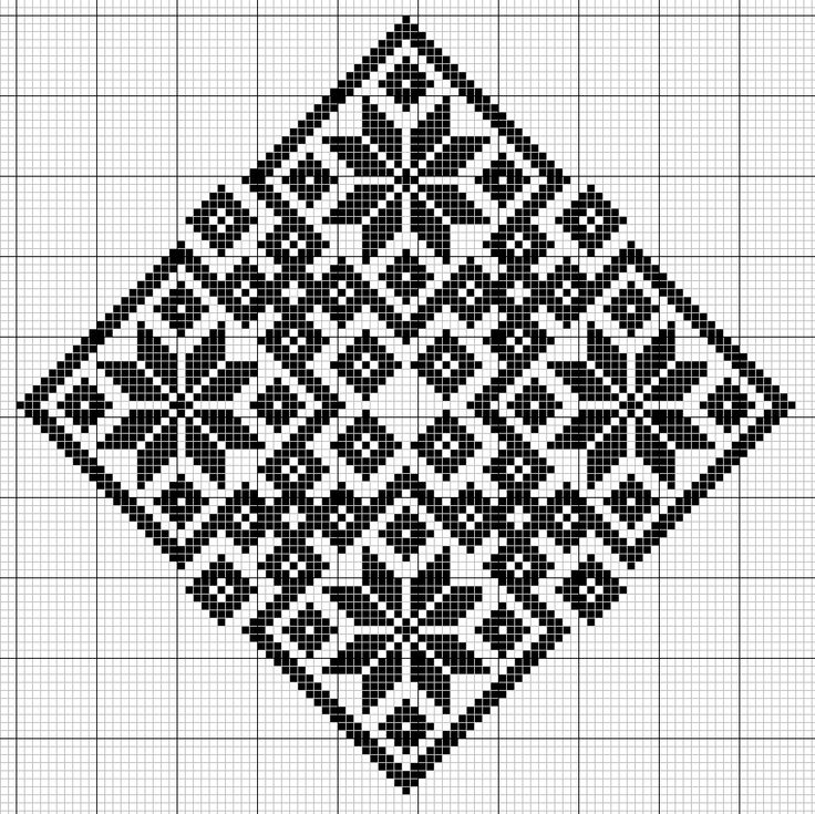 Knitting Stitch Embroidery Patterns : 830 best ?? images on Pinterest Filet crochet, Cross stitch patterns and Em...