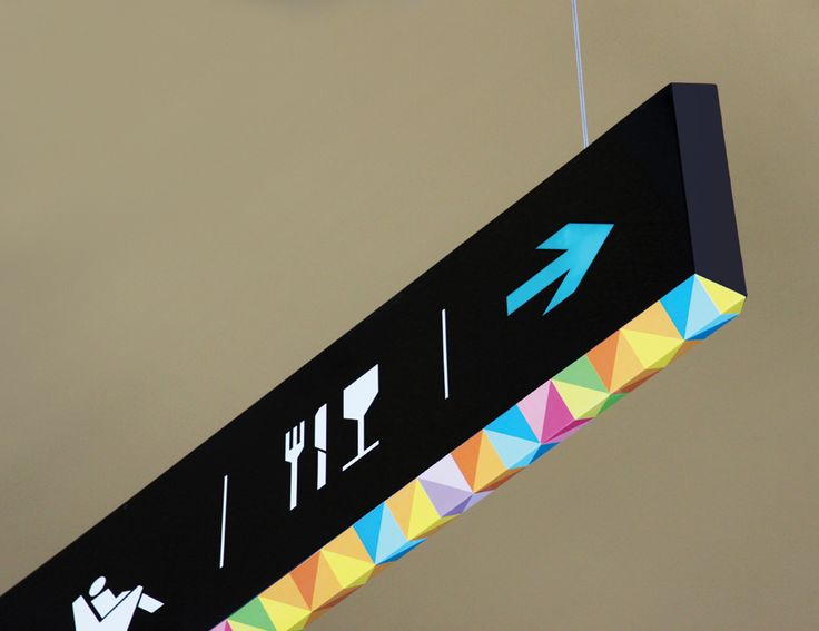 Wayfinding system for The Style Outlets | by Mayúscula Brands | www.mayuscula.es