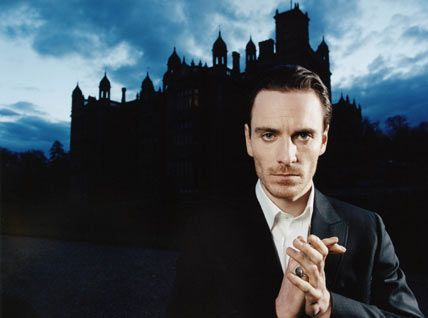 Michael Fassbender. he's a fantastic actor and he's nice to look at. i first fell for him while watching a little show called Hex. fantastic! :)