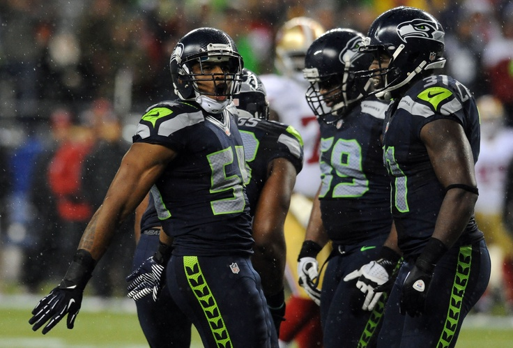 Strong Safety Kam Chancellor Seahawks, Seattle seahawks