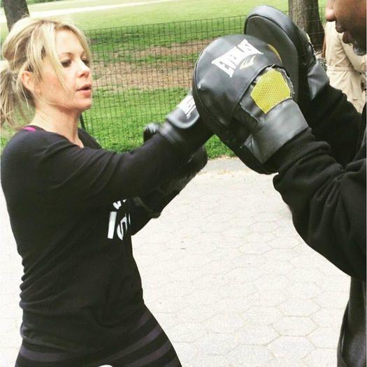 Candace Cameron Bure from Full House: Fitness Inspiration   Shape Magazine