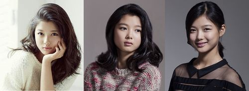 Started as child actress Kim yoo jung has become a beautiful lady
