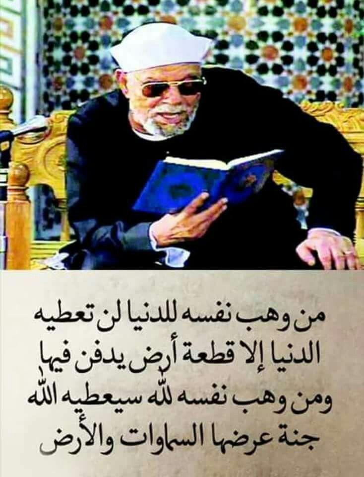 Pin On الشعراوي دين