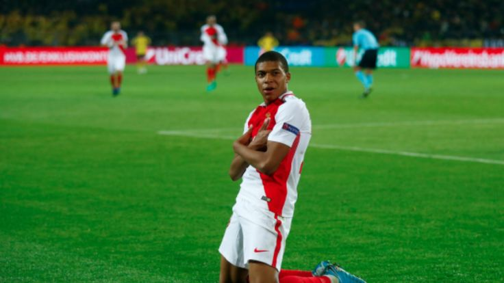 Cue The Music, #MMMBappé Nets His 2nd #Goal, Secures #Monaco Victory. #Kylian #Mbappé #KylianMbappé #soccergoals #soccergame #soccerplayers