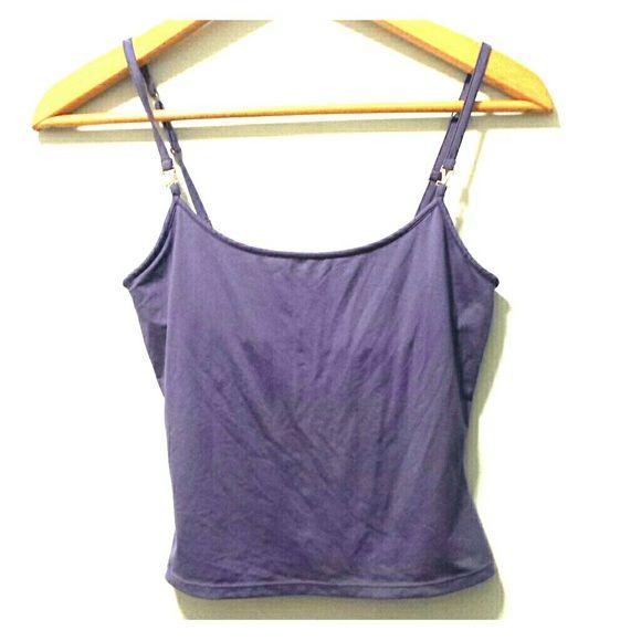 Victoria  secret  cami top  small purple VS purple cami top small. Victoria's Secret Tops Camisoles