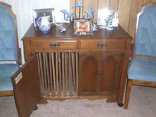 Vintage SAGINAW Furniture Company Telescoping Buffet Table Expand O Matic