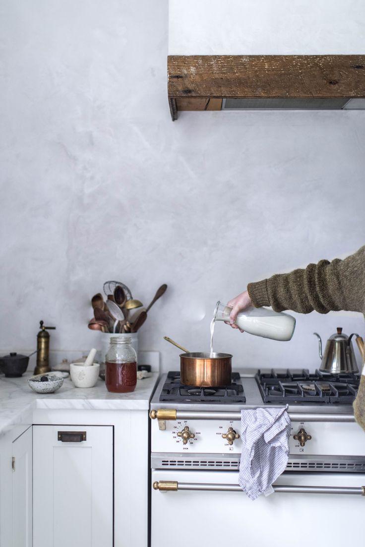 Walnut Milk Adaptagen Elixr | Photo and Styling by Beth Kirby