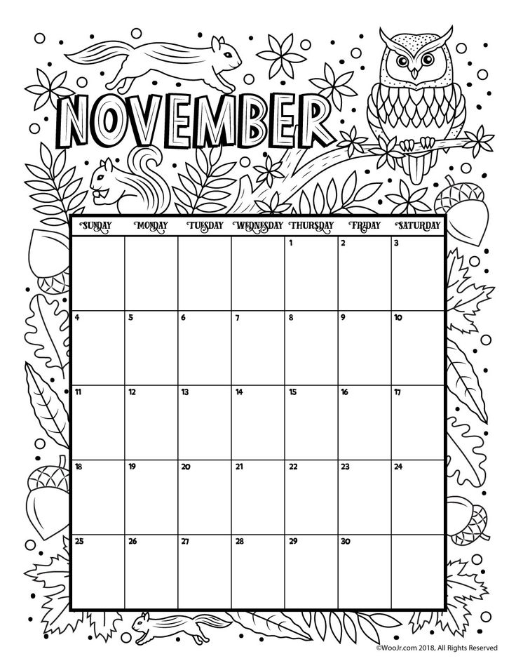 47 Best Kalendarz 2018 Images On Pinterest