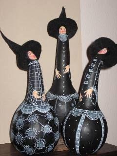 Calabazas brujas