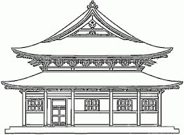 casas colorir desenhos antigas desenho japones salvo google