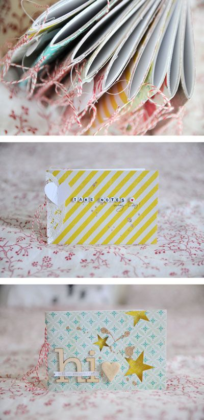 take notes booklets from swiisgirldesigns
