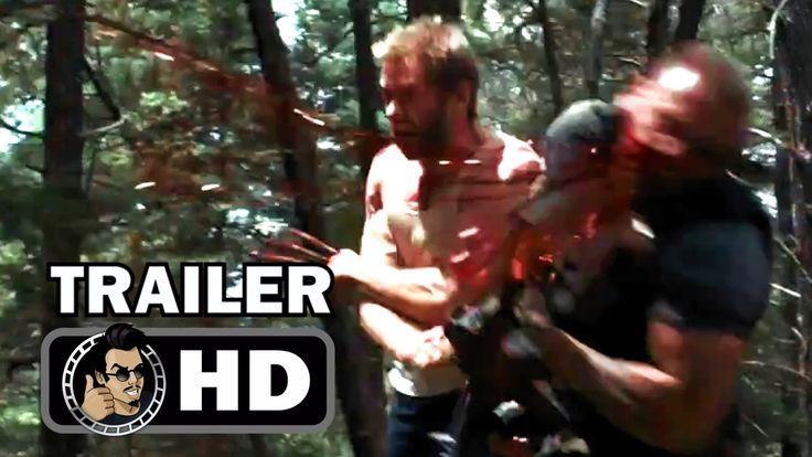 LOGAN Extended Red Band Trailer #2 (2017) Hugh Jackman Wolverine Movie HD