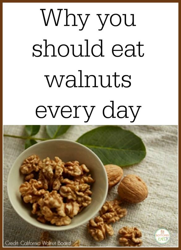 Looking for a new nut to chow down on? Here's why you should be reaching for the walnut on the daily.