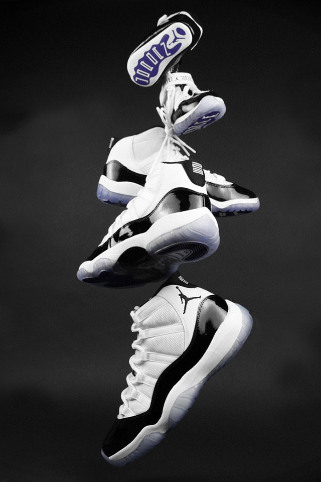 New iPhone Wallpaper. SneakerHeadLife Jordan shoes