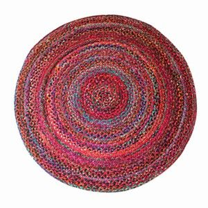 Handmade Braided Rugs In Multiple Colors And Shades Created From Reclaiming Recycling Old Cotton Cloth S