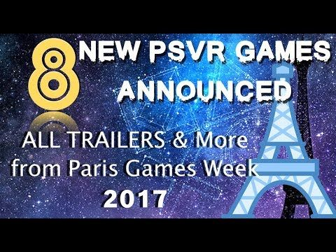 #VR #VRGames #Drone #Gaming PSVR @ Paris Games Week 2017 | All trailers | 8 new games announced | Apex Construct, Blood & Truth 2017, All, apex construct, blood u0026 truth, bow to blood, coming, compilation, Complete, eden tomorrow, every, Every PSVR Game from Paris Games Week, gameplay, games, Hank, invector, megalith, new, November, Paris, Paris Games Week, PGW, PGW 2017, Playstation, Playstation VR, Preview, Prospect, Prospects, ps vr, PS4, PSVR, PSVR PGW, resident evil,