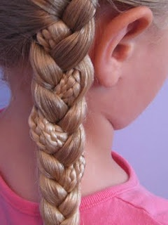 Great place for easy little girl hair ideas...If my daughter would only sit still long enough for me to try