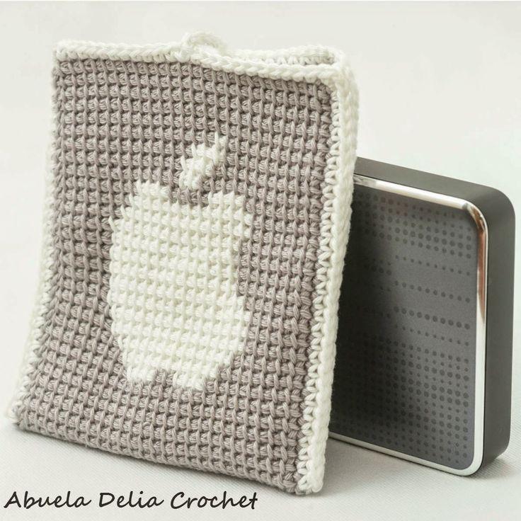 Estuche para Disco Duro: Logo Apple | Hard Drive Case: Apple Logo