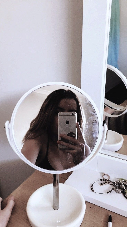 тоже как сделать фото через зеркало сегодня мужем решили