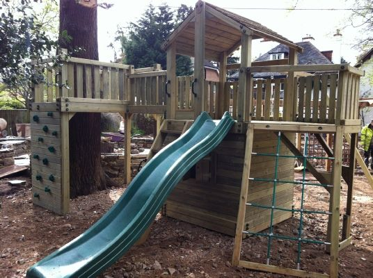 25 best Climbing Frames images on Pinterest | Children playground ...