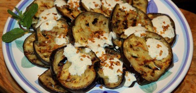 Жареные баклажаны с йогуртовым соусом – Вся Соль - кулинарный блог Ольги Баклановой