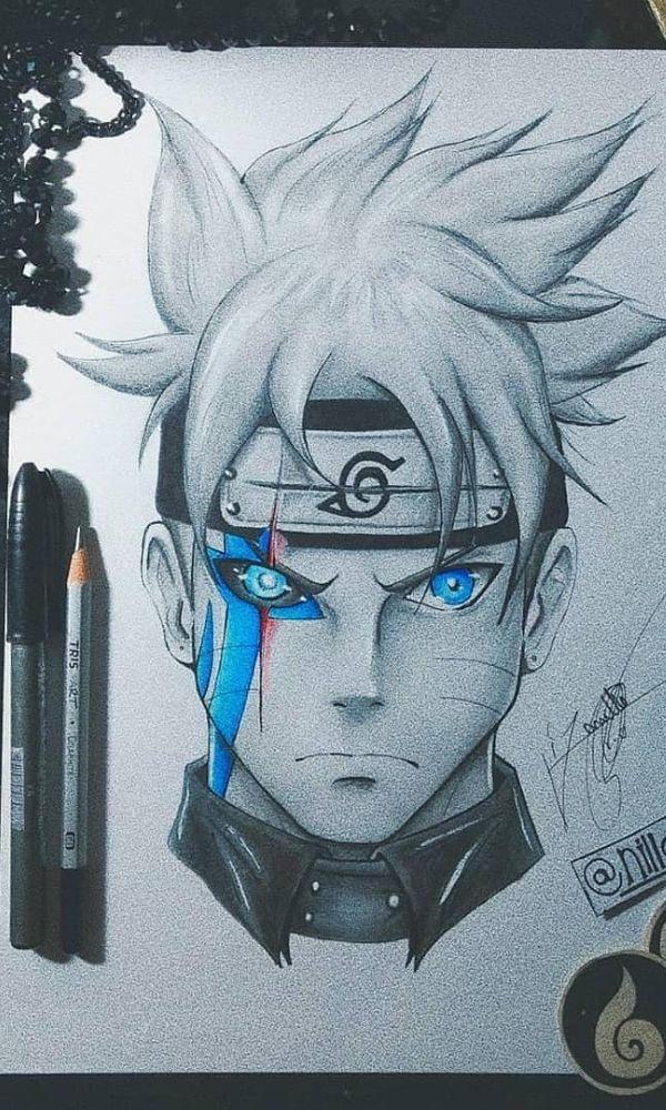 61 New Trend And Awesome Manga And Anime Drawing Style Page 42 Tatuagens De Anime Naruto E Sasuke Desenho Desenhos De Anime