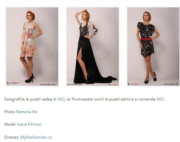 Un mic preview din articolul despre sesiunea foto de sambata pentru MyFashionizer.ro.  Fotografii Outdoor & Studio  LIKE & SHARE daca va place!  Continuarea articolului: http://www.ramonailie.com/myfashionizer-ro-outoor-studio/