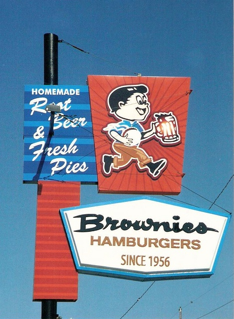 Brownies Hamburgers, Tulsa, OK